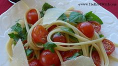 Birthday Dinner for Mama: Kitchen Counter Pasta — The Kitchen Witch
