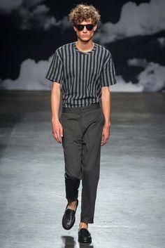 Tiger of Sweden Spring Summer 2015 Primavera Verano #Menswear #Trends #Tendencias #Moda Hombre - London Collections: MEN