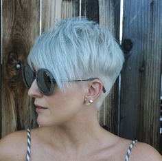 Chic & Stylish Pixie Cuts Hairstyles 2018 - Styles Art