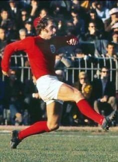Geoff Hurst England 1972