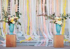 Peach Farm Wedding: Christie + Greg photography: Joielala // event planning, design + paper goods: Enjoy Events Co. // flowers: Shotgun Floral Studio a Division of Enjoy Events Co.