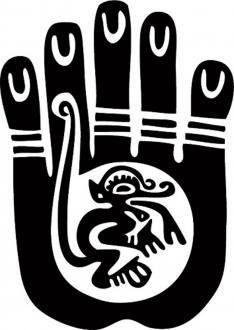 Iconografía de las culturas ancestrales del Ecuador.