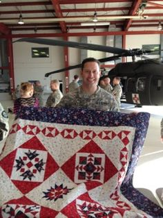 "Quilts of Valor: A ""Quilt of Valor"" Home Coming celebration american quilt, america quilt, patriot quilt"