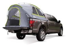 Truck Camping, Camping Gear, Camping Hacks, Diy Camping, Tailgate Tent, Camping Equipment, Hiking Gear, Tent Camping Beds, Backpacking Gear