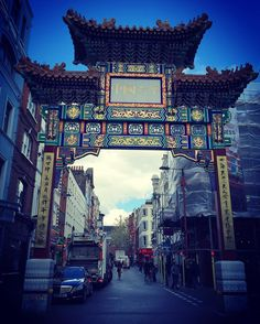 Welcome to #Chinatown #London