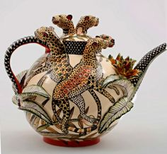 Ardmore Teapot – South Africa