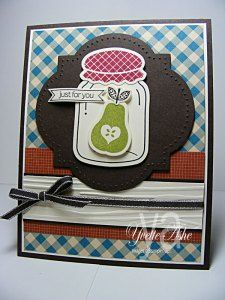 Perfectly Preserved - Stampin' Up!