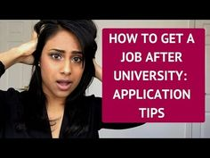 HOW TO GET A JOB AFTER UNIVERSITY | Life after college | VEENA V - http://LIFEWAYSVILLAGE.COM/how-to-find-a-job/how-to-get-a-job-after-university-life-after-college-veena-v/