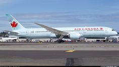 Air Canada C-FGDZ Boeing 787-9 Dreamliner aircraft picture
