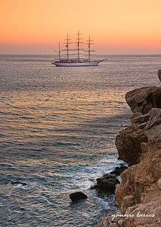 GREECE CHANNEL | Syros, Greece Beautiful Sky, Beautiful Beaches, Types Of Photography, Landscape Photography, Syros Greece, Planning Board, Greek Isles, Parthenon, In Ancient Times