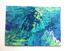 Dive In Water Blue Ocean Waves