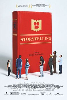 Storytelling , starring Selma Blair, Leo Fitzpatrick, Robert Wisdom, Maria Thayer. College and high school serve as the backdrop for two stories about dysfunction and personal turmoil. #Comedy #Drama