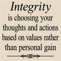 60 Best Values And Morals Images Thoughts Words Great Quotes