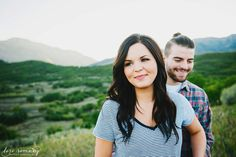 Queston & Mollee's Engagements | Lori Romney Photography