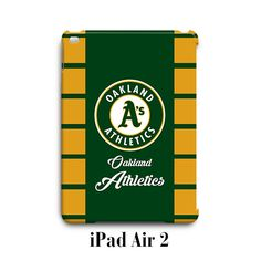 Oakland Athletics iPad Air 2 Case Cover Wrap Around