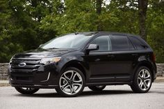 Ford Edge. This would be the vehicle I would purchase if I had any kind of money. lol