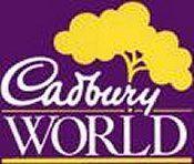 Cadbury world in Birmingham, England