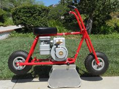 Taco Minibike Mania is alive and well. See the latest Taco Minibikes and Vintage restored Minibikes. Taco Minibikes are back in production. Get yours today. see Chip Foose's Taco 22 Minibike. Checkout the new Red Devil 22 Mini Motorbike, Mini Bike, 4 Wheel Bicycle, Small Motorcycles, Tracker Motorcycle, Moped Scooter, Drift Trike, Fat Bike, Bike Frame