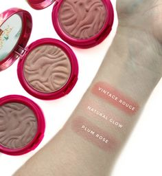Physicians Formula Butter Blush Vintage Rouge Review