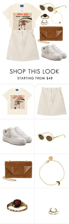 """Untitled #1405"" by elipenaserrano ❤ liked on Polyvore featuring Gucci, Carven, NIKE, Elizabeth and James, Yves Saint Laurent, SOPHIE by SOPHIE and ASOS"
