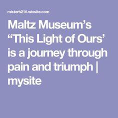 206 best Maltz Museum News images on Pinterest   Museum, Civil ...