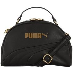 79221b207f6d Puma Mini Grip Luxe Bag (49 AUD) ❤ liked on Polyvore featuring bags