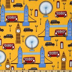 Next Stop: London Around Town Yellow. HOW CUTE IS LONDON!?!?! (esp if we named him Landon!)