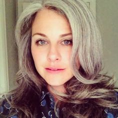 How Bourgeois: The Special Truth About Going Gray - A Little Pep Talk for my Silver Sisters