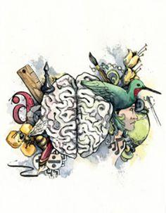 Y tú, ¿eres más de hemisferio derecho o de izquierdo? | Blog de Psico·Salud Tenerife. Centro de Asistencia Psicológica