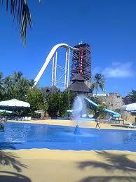 Beach Park, Fortaleza Marina Bay Sands, South America, Brazil, Park, Building, Beach, Places, Bucket, Wonderful Places