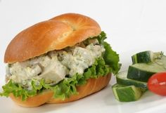 Vegan Chicken Salad Sandwich