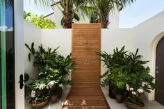 40 Chic Ideas for Patios and Porches on a Budget | HGTV Small Outdoor Spaces, Small Patio, Condo Balcony, Outdoor Living, Outdoor Decor, Outdoor Play, Outdoor Lounge, Outdoor Ideas, Outdoor Furniture