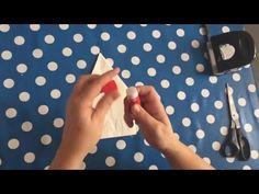 ❤️ ⭐ Weihnachtsstern aus Butterbrottüten ⭐ ❤️ - YouTube Uses 7 white lunch bags to make star