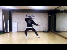 방탄소년단 j-hope Dance Practice for 2015 Begins Concert - YouTube