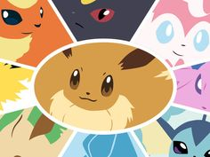 Are you a fan of Pokemon? Well now you can figure out witch Eevee you are.