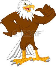 eagle cartoon thumbs up Eagle Neck Tattoo, Disney Drawing Tutorial, Eagle Sketch, Eagle Cartoon, Eagle Face, Eagle Head, Eagle Hunting, Eagle Drawing, Eagle Pictures