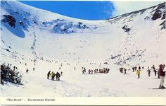 Ski Tuckerman's Ravine