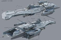 space ships interior OR exterior - Google Search