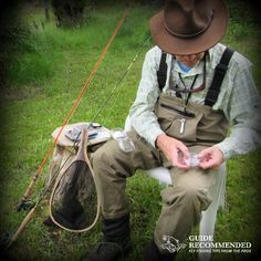 Finding the perfect leader length is one of the fly angler's ongoing battles. Read all about how to pick the right leader. Fly Fishing Line, Bass Fishing Lures, Fishing Kit, Fly Fishing Gear, Gone Fishing, Best Fishing, Trout Fishing, Fishing Stuff, Salmon Fishing