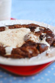 Omelete de canela – Uma alternativa diferente para sua café da manha | Mais gordura, menos carboidratos!