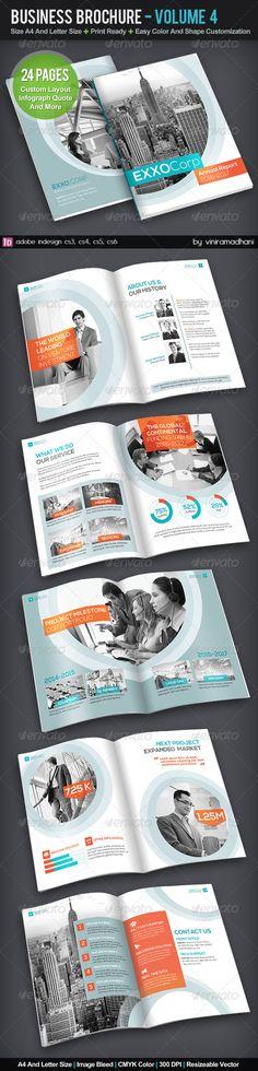 Business Brochure | Volume 4 - Corporate Brochures