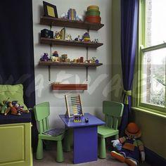 90s kids bedroom