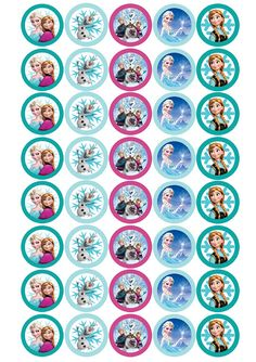 imprimibles candy bar de cumpleaos frozen decorar en familia def deco
