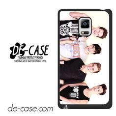 Jc Caylen Ricky Dillon Kian Lawley And Connor Franta DEAL-5839 Samsung Phonecase Cover For Samsung Galaxy Note Edge