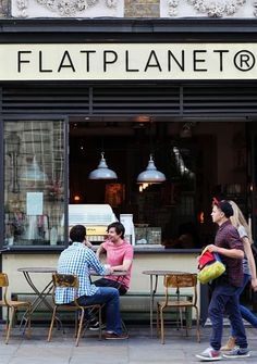 Flat Planet, Carnaby St, London.