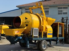 What is concrete pumping machine?Concrete pump for sale in Philippines is very commonly seen construction equipment. Types Of Concrete, Mix Concrete, Water Pump Motor, Mixer Truck, Concrete Mixers, Pressure Pump, Construction Machines, Filipina, Trinidad