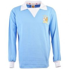 Manchester City 1976 FL Cup Final Retro Football The shirt was worn the season after Citys great Football League Cup final win in 1976. http://www.MightGet.com/may-2017-1/manchester-city-1976-fl-cup-final-retro-football.asp