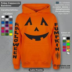http://www.gigiostore.com/magliette-halloween/341-felpa-halloween-personalizzata-bambino.html  halloween costumes, Halloween Costumi, Halloween, halloween Magliette, halloween T-shirts, Felpe Halloween, Halloween Hoodies, Festa di Halloween, Halloween Party, disegni di Halloween, idee per halloween, fancy dress ideas, Idee regalo, Gift ideas, Halloween Pictures