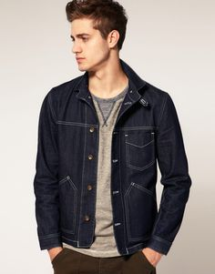 ASOS - Denim Jacket | Originally 80 bucks from Asos (currently out of stock) | Contact Asos about restocking