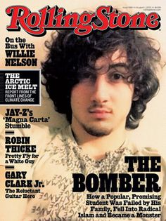 Boston Bomber Cover Controversy leads to police officer's suspension over leaking of new photos